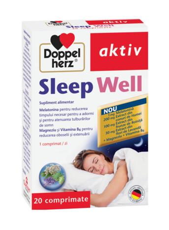 Doppelherz aktiv Sleep Well