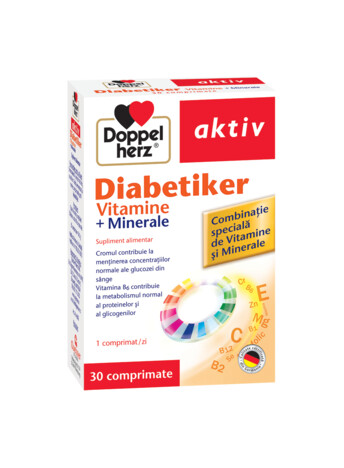 Doppelherz aktiv Diabetiker