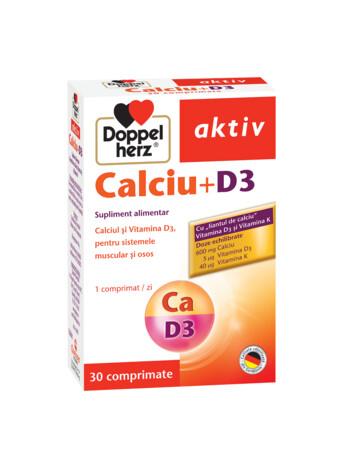 Doppelherz aktiv Calciu + D3
