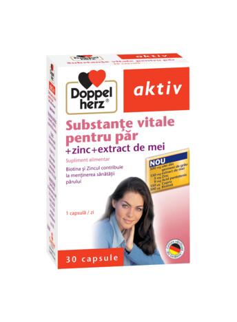 Doppelherz aktiv Substanțe Vitale pentru Păr