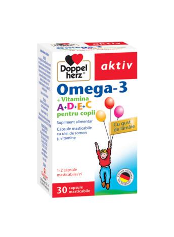 Doppelherz aktiv OMEGA-3 pentru Copii