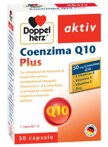 Doppelherz aktiv Coenzima Q10 Plus