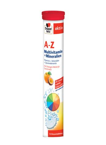 Doppelherz aktiv A-Z Vitamine + Minerale + Microelemente