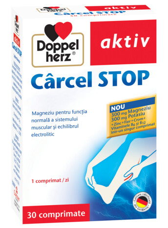 Doppelherz aktiv Cârcel STOP