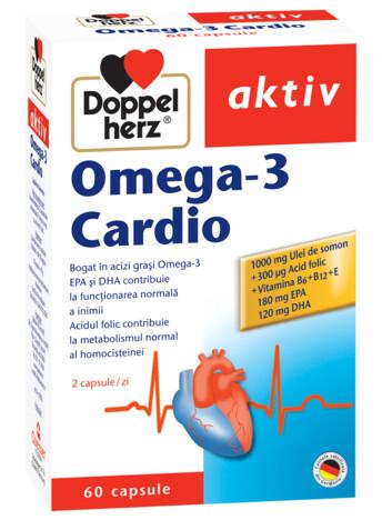 Doppelherz aktiv Omega-3 Cardio