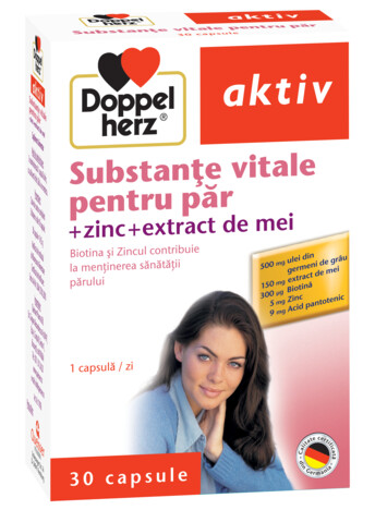 Doppelherz aktiv Substante Vitale pentru Par