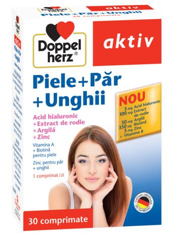 Doppelherz aktiv Piele + Păr + Unghii