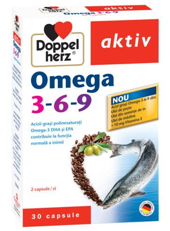 Doppelherz aktiv Omega 3-6-9